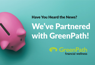 We've Partnered With GreenPath Financial